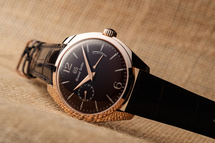 Grand Seiko Elegance Collection Urushi
