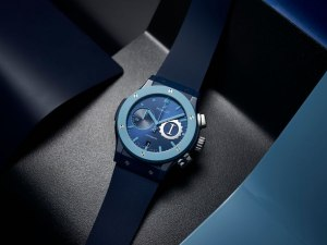 Hublot Launches First Watch In Trilogy Collaboration With Lapo Elkann's Garage Italia