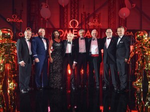 OMEGA Celebrates Its 50th Anniversary With A Star-Filled Event