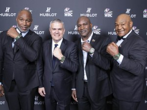 Hublot & WBC Bring Together World Champion Boxers For Legendary 'Night Of Champions' Gala & Auction