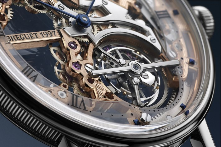 Watch of the Week: New Breguet Classique Tourbillon Extra-Plat Squelette 5395