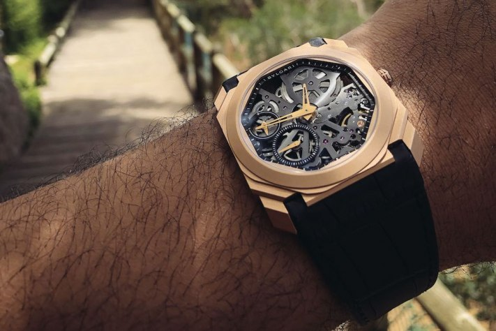 Exploring Cape Town With The Bulgari Octo Finissimo