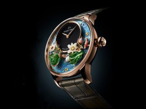 Jaquet Droz Delights With Stunning New Automaton