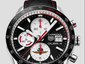 TAG Heuer Releases Two Limited Edition Indy 500 Timepieces