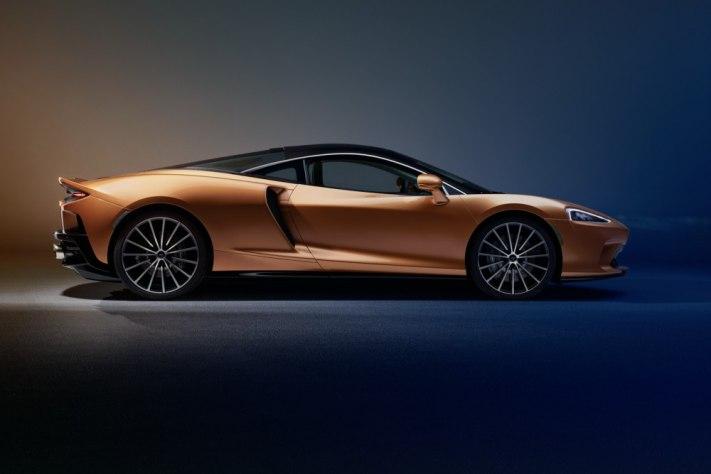McLaren Reveals The New McLaren Grand Tourer