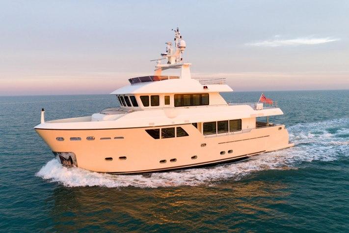 Andrea Bocelli Has Purchased The Darwin Class 86 M/Y Stella del Nord