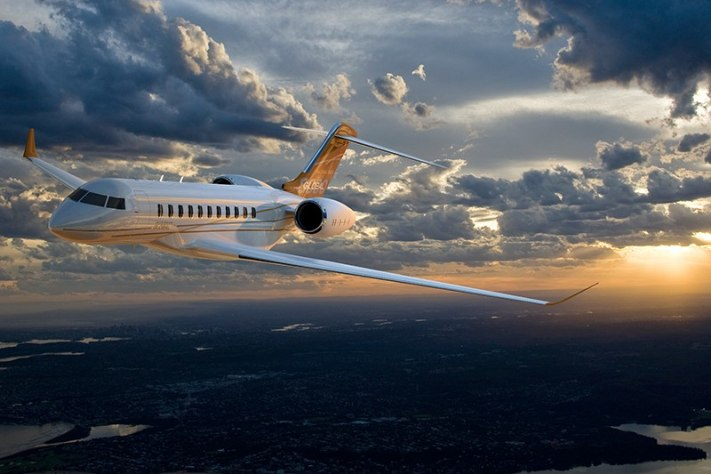 New Bombardier Global 8000 In the Works
