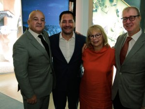 Zenith Hosts Guests For Intimate Celebration In Honor Of El Primero's 50th Anniversary At Le Grenier Club In NY