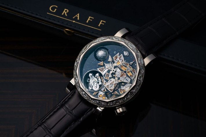 Haute Complication: Graff MasterGraff GyroGraff Endangered Species