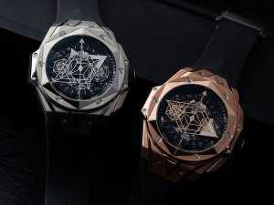 Watch of the Week: Hublot Big Bang Unico Sang Bleu II