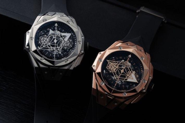 Watch of the Week: Hublot Big Bang Unico Sang Bleu II