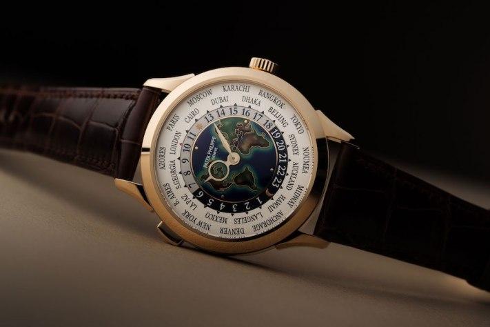 Haute Complication: Patek Philippe 5231J World Time