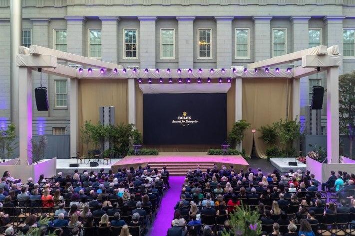 Rolex Announces Laureates For 2019 Rolex Awards For Enterprise