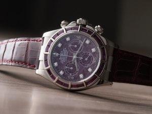 Ruby Garnet Rolex Daytona 116589