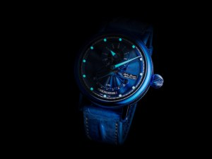 Chronoswiss Takes Blue To The Next Level With The Flying Grand Regulator Open Gear ReSec
