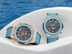 HUBLOT Loves Summer With The New Classic Fusion Mykonos And Ibiza