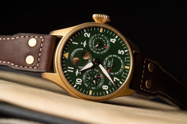 Four Watches That Make You Green With Envy