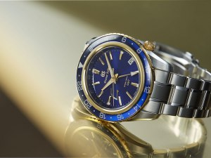 Grand Seiko Welcomes New Spring Drive GMT