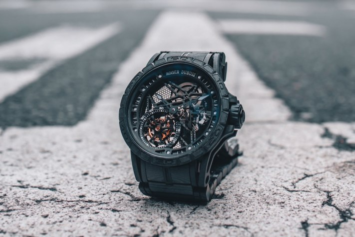 The New Roger Dubuis Excalibur Spider Carbon3; A Supreme (De)light