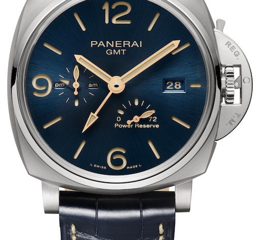Panerai Launches Modern New Luminor Due Collection