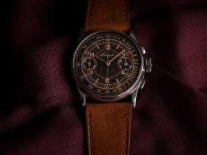 The Watch Before The Icon: Breguet's First Ventures In Wristchronographs