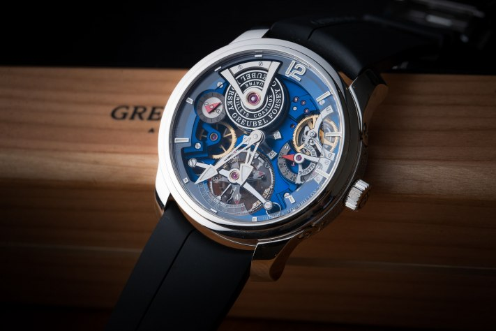 Why Greubel Forsey Went Through Double The Trouble For The Double Tourbillon 30°