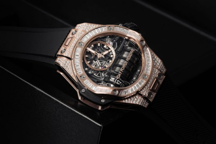 Watch of the Week: Hublot Big Bang MP-11 Power Reserve 14 Days