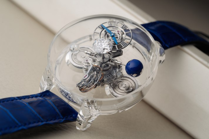 Sapphire Cases: Jacob & Co. Astronomia Flawless