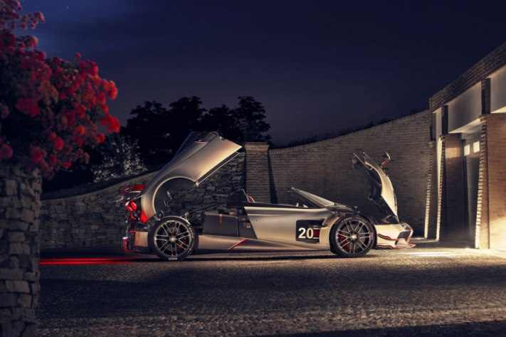 The Pagani Huayra Roadster BC Is Redefining Speed And Style