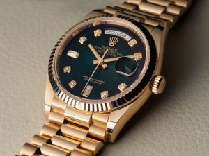 Four Men's Watches With Diamonds That Are Too Tempting To Turn Down