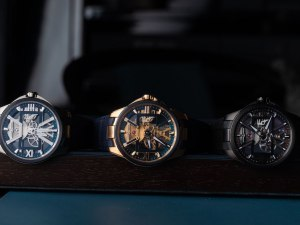 Ulysse Nardin Unites Form And Function In The Executive Skeleton X Collection