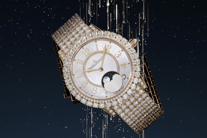 The Carat Overload Of The New Jaeger-LeCoultre Dazzling Rendez-Vous Moon