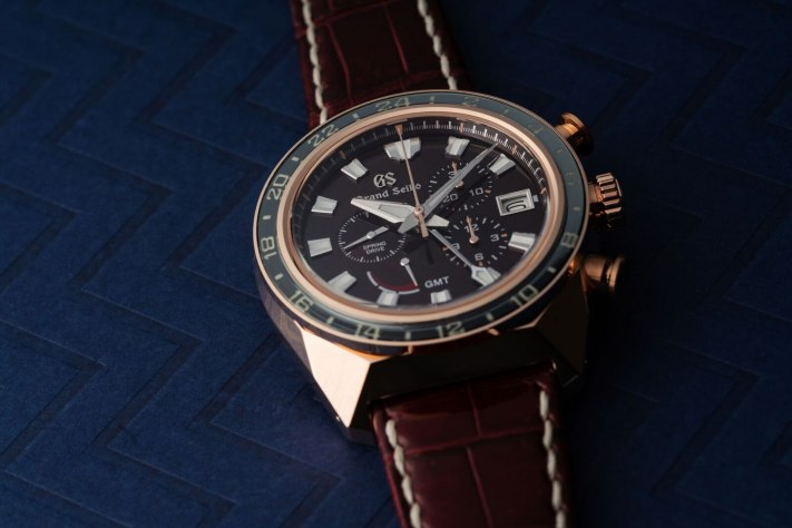 Four Grand Seiko's Who Welcome Your Wanderlust