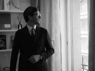 Haute Time Talks With Parmigiani CEO Davide Traxler In The Miami Design District