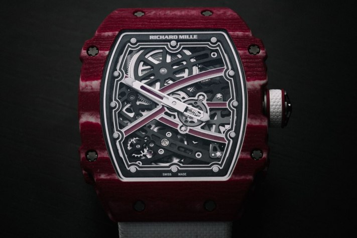 Winding Down The Summer With The Richard Mille RM 67-02