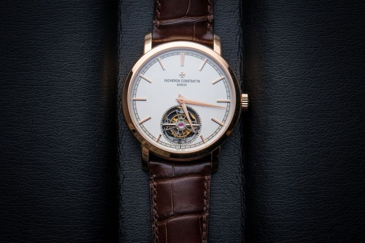 Vacheron Constantin Traditionnelle Tourbillon: A Classic Tourbillon Done Right