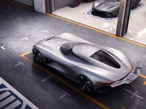 Jaguar Vision Gran Turismo Coupé