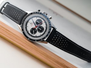 Luxury Watches With Panda Dials: Omega Speedmaster CK 2998