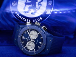 Hublot Announces New Watch In Partnership With Chelsea FC