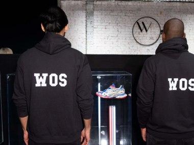 """Watches Of Switzerland & Stadium Goods Open """"Sneaker Time"""" Exhibit In Soho"""