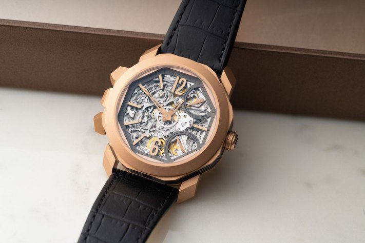 Into The Complex World Of The Bulgari Octo Grande Sonnerie