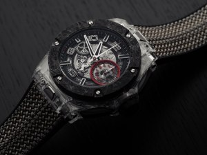 Hublot Big Bang Scuderia Ferrari 90th Anniversary Sapphire: A Clear Cut Victory