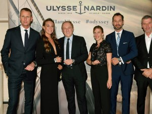 "Ulysse Nardin Announces 2020 ""Xplorations"" At Kering Gala"