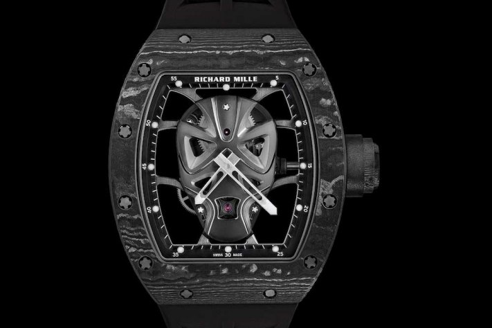 Richard Mille Introduces A New Masked Hero With The RM 52-06