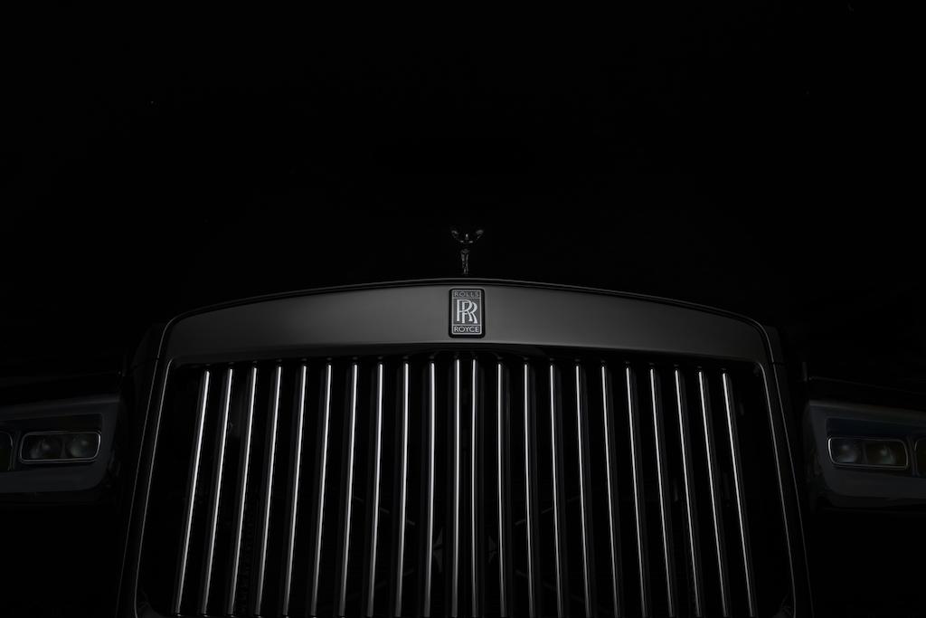 New Rolls Royce Black Badge Cullinan Completes Black Badge Family