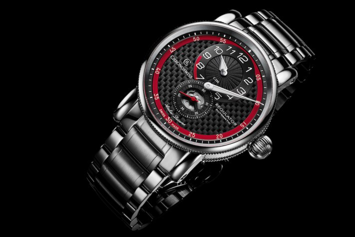 Chronoswiss Shifts Into Higher Gear With New Regulator Classic Carbon Racer