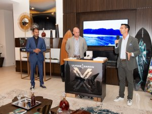 Haute Living, Ulysse Nardin, XO And Louis XIII Raise Over $100K For One More Wave Charity