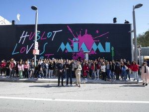 Hublot Takes Over Wynwood Walls For Private Lunch With Shepard Fairey To Celebrate Hublot Galerie MDD