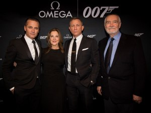 Bond, OMEGA Bond: The New Seamaster Diver 300M 007 Edition