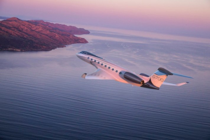 New Gulfstream G700 Is World's Largest Private Jet